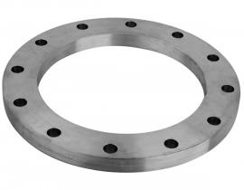 Calcolulation of the tightening of flat face flanges